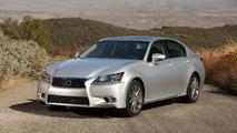 2013 Lexus GS 250 revealed