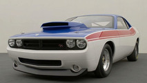 Dodge Challenger Super Stock Concept with 392 HEMI by Mopar