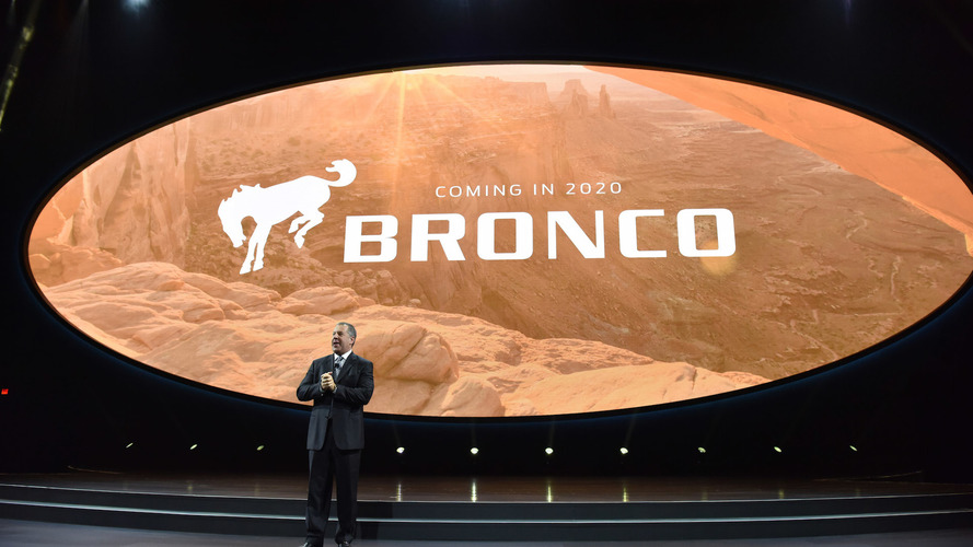 2020 Ford Bronco could get a removable roof