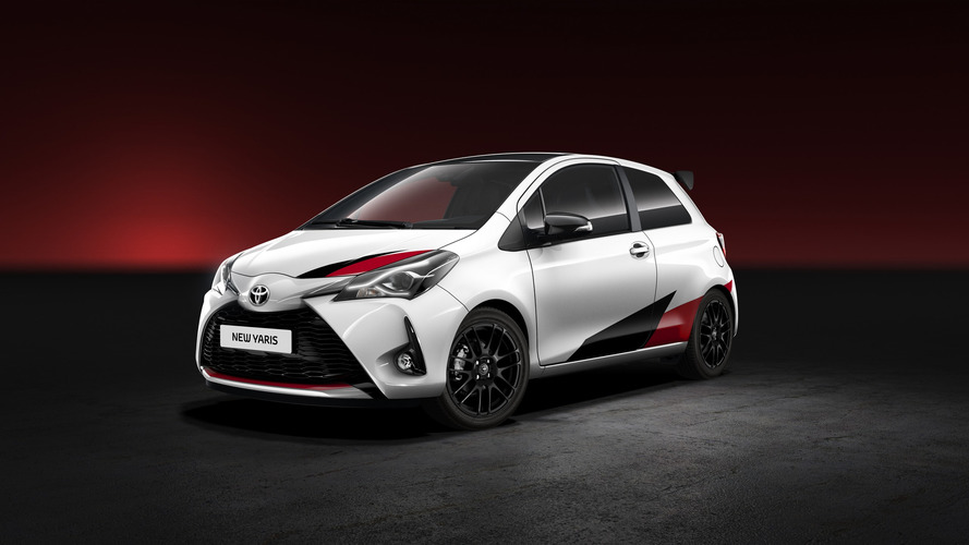 Toyota Yaris GRMN gets supercharged 1.8-litre engine