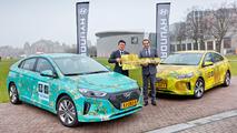 La Hyundai Ioniq s'inspire de Van Gogh