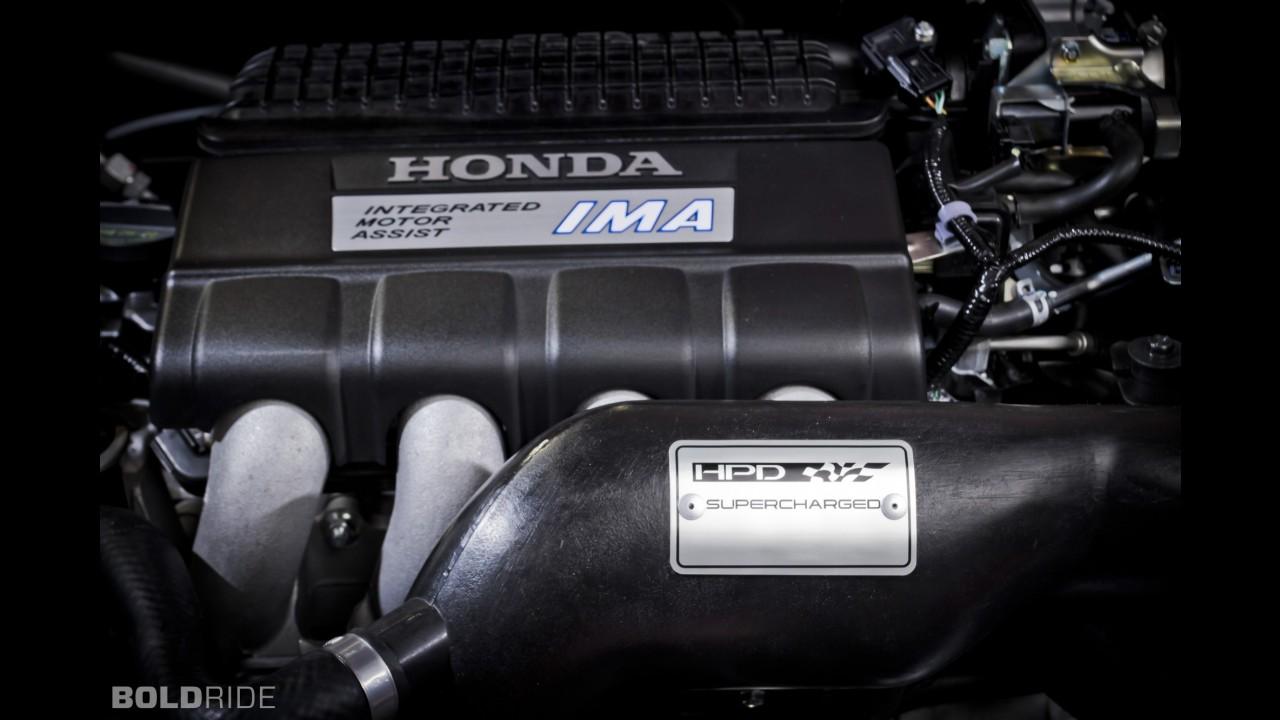 Honda HPD Supercharged CR-Z Concept