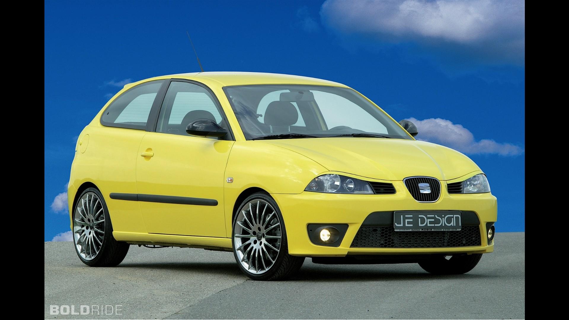 JE Design Seat Ibiza Cupra 1.9 TDI