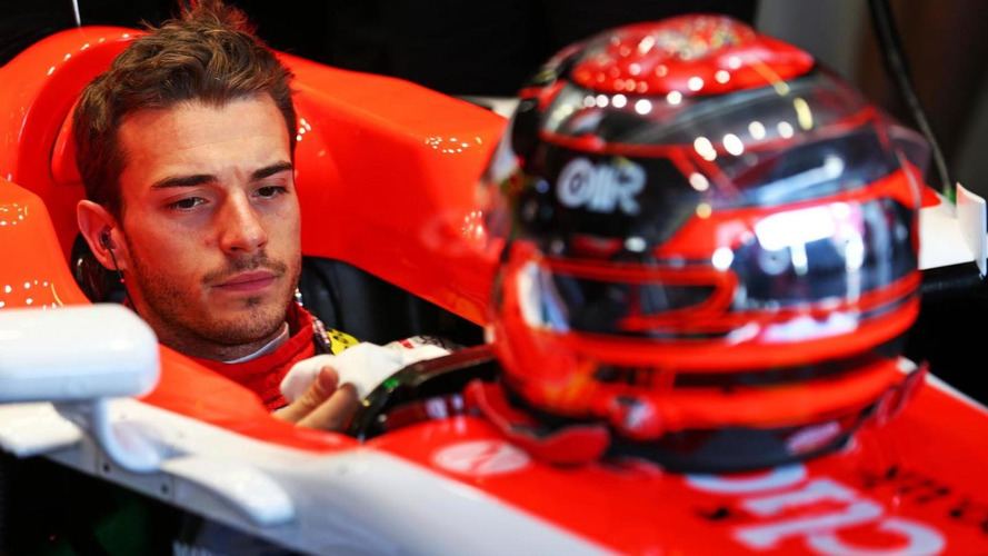 F1 waiting on official news about Bianchi