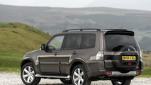 2015 Mitsubishi Shogun facelift (UK-spec)