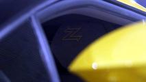 Lamborghini 5-95 Zagato with pearl yellow paint