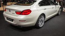 BMW 650i Gran Coupe facelift at 2015 NAIAS