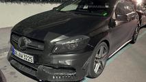 2016 Mercedes-Benz A45 AMG spy photo