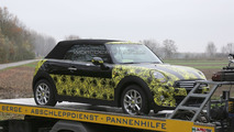 2014 MINI Cooper Convertible spy photo 15.11.2013