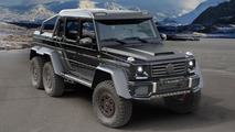 Mercedes-Benz G63 AMG 6x6 upgraded by Mansory to 840 PS