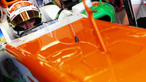 Sutil calls orange Force India 'a carrot'