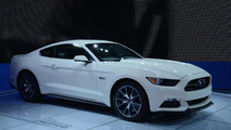 Ford Mustang 50 Year Limited Edition announced, celebrates five decades of the pony car