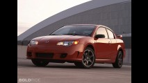 Saturn Ion Red Line