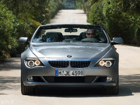 BMW 6-Series Convertible