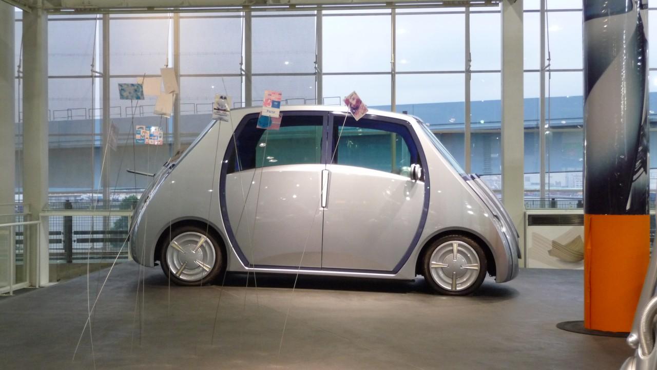 Toyota Pod Concept