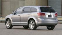 All New Dodge Journey Revealed