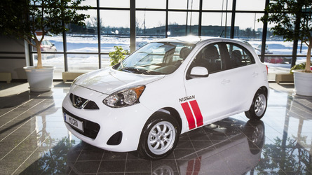 Nissan Micra gains Cup edition with sporty upgrades