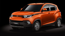 Mahindra KUV100 looks like a toy