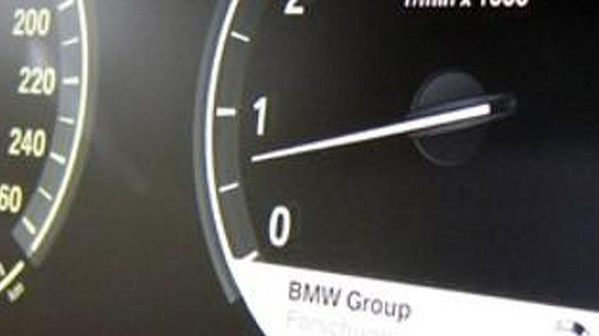 BMW working on LCD instrument cluster for 5- and 7-Series