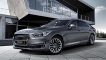 Genesis G90 goes official as Hyundai's first premium model