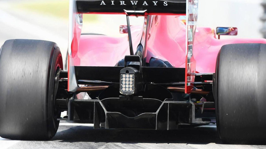 Ferrari to feature another diffuser step in Singapore