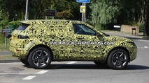 Range Rover LRX live reveal tomorrow  - latest photos of 5-door spied