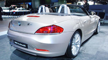 2010 BMW Z4 at 2009 Detroit Auto Show
