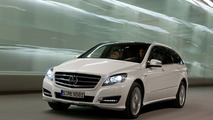AM General to begin building the Mercedes R-Class