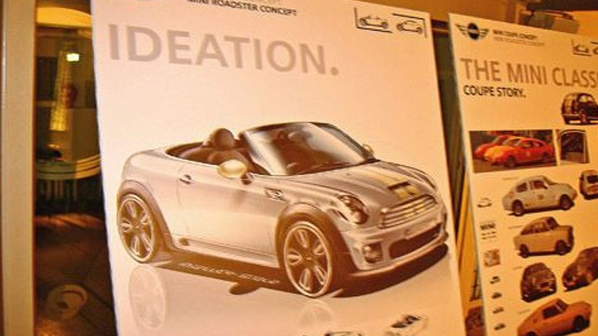 MINI Coupe and Roadster Concepts Confirmed for Production at Plant Oxford UK