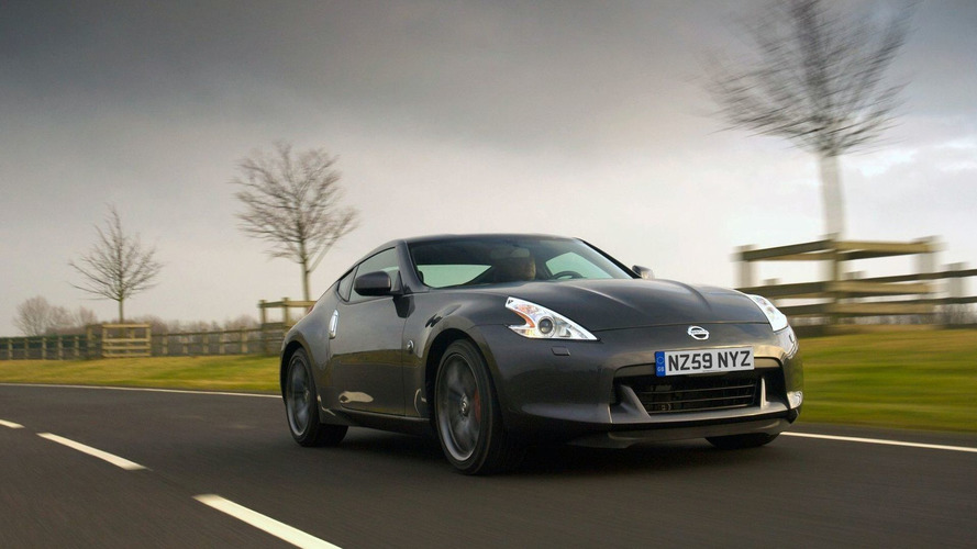 Nissan 370Z Black Edition Marks the 40th Anniversary