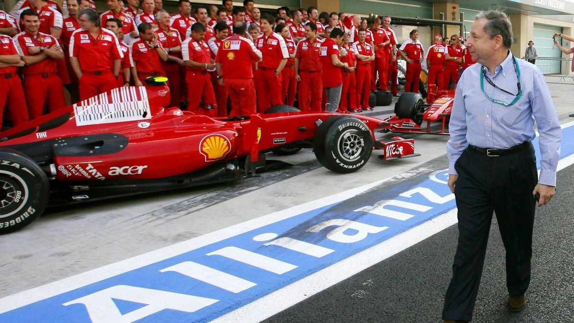 Haug applauds F1's peace in new Todt era