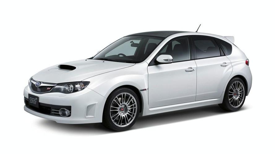 Subaru Impreza WRX STI Carbon Announced for Tokyo Debut