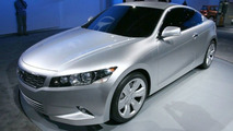 Honda Accord Coupe Concept Unveiled