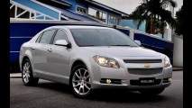 Chevrolet Malibu LTZ chega por R$ 89.900 - Confira os equipamentos e ficha técnica