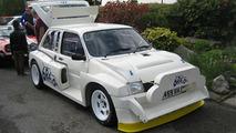 Buy an ex-Colin McRae Metro 6R4 Rally Car, Only $457,000