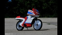 Yamaha TT500 Captain America Movie Bike