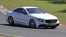 Next-gen Mercedes SL returns disguised as shorter S63 Coupe