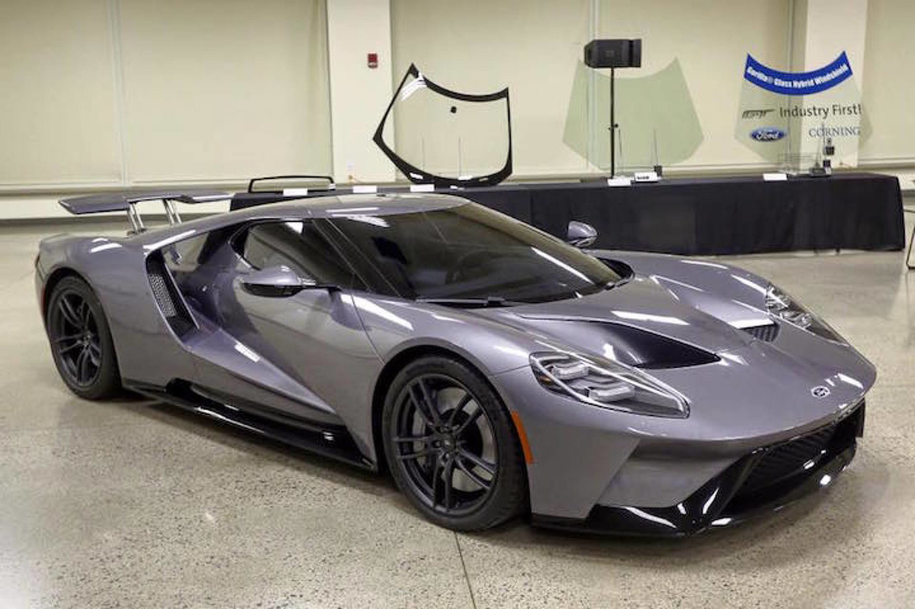 Is This the 2017 Ford GT In All Its Production Glory?