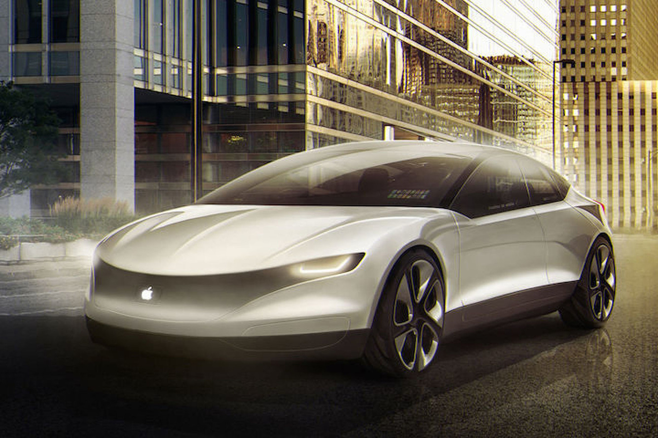 The Apple Car Could Arrive in 2021, But It Won't Be Cheap