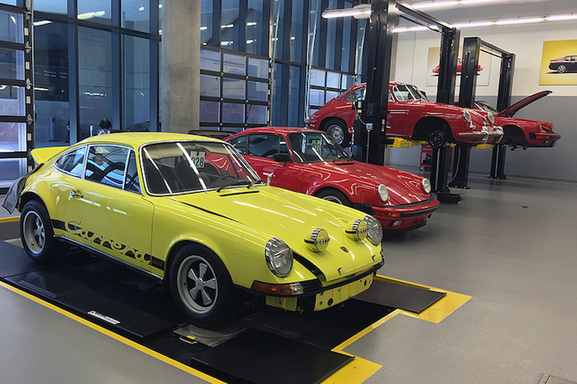 Your Guide to Visiting Porsche's North American Headquarters