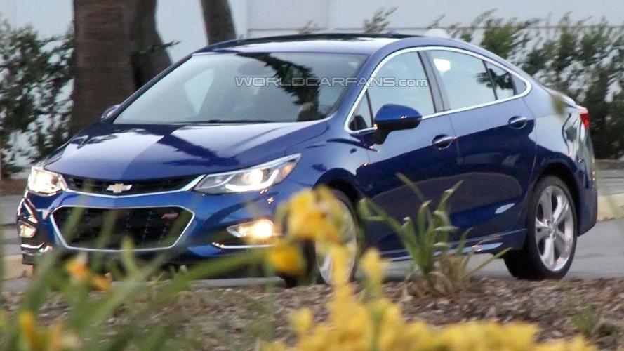 2016 Chevrolet Cruze to go on sale next spring