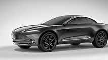 Aston Martin DBX production version unlikely to use Mercedes-Benz platform