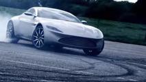 Aston Martin DB10 hits the track [video]