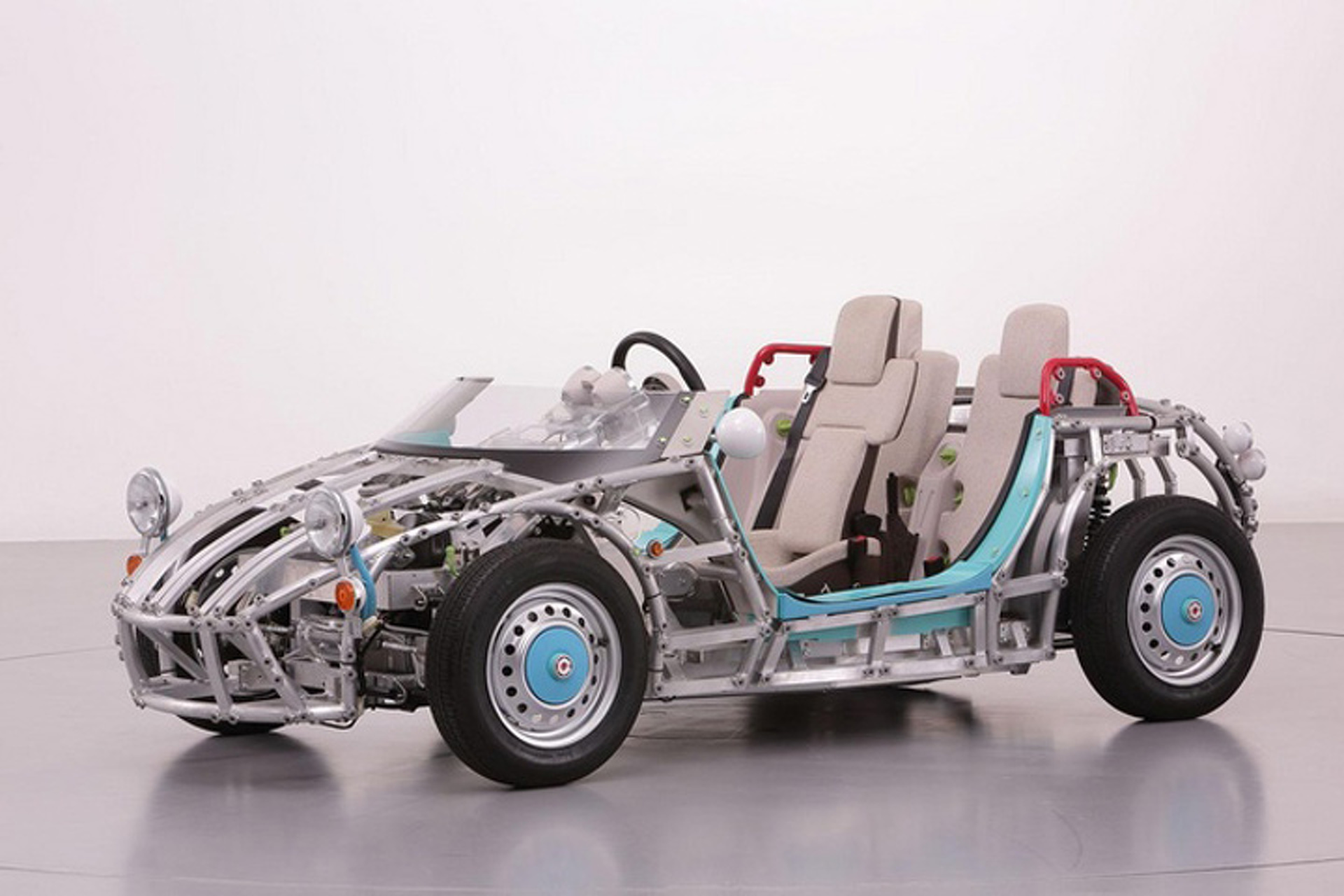 Toyota Gets Kids Into Cars with the Camatte57s Concept