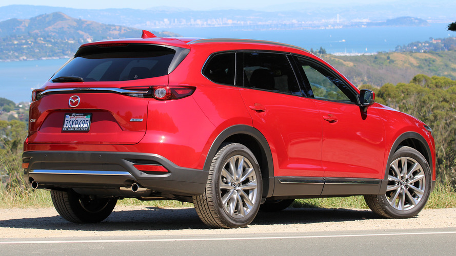 2016 mazda cx 9 first drive photo gallery. Black Bedroom Furniture Sets. Home Design Ideas