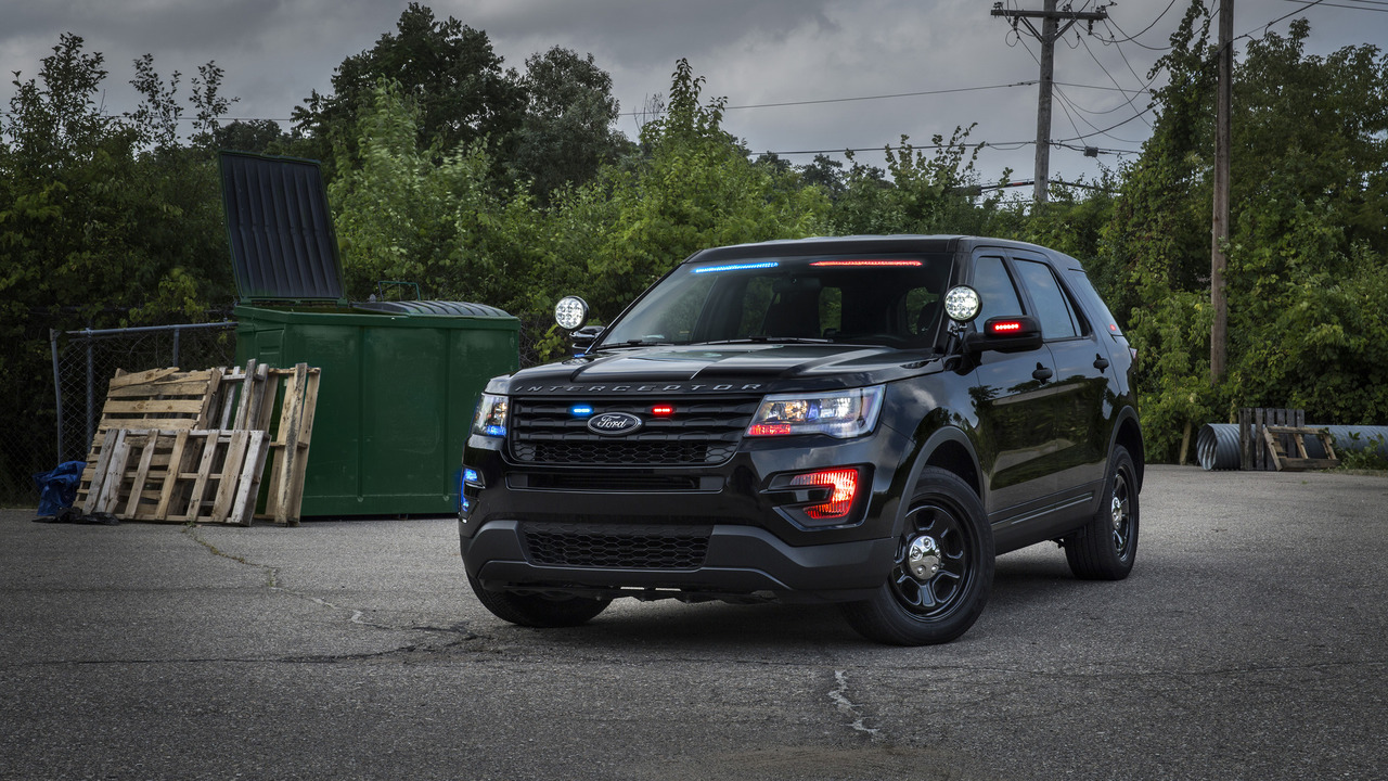 2017 Ford Police Interceptor Utility
