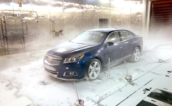 Inside Chevrolet's Torture Chamber
