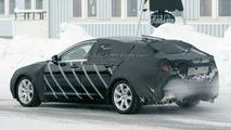 SPY PHOTOS: Jaguar XF Latest