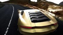 Alfa Romeo 6C envisioned