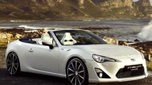 Toyota could build a GT 86 Cabrio without Subaru's help - report